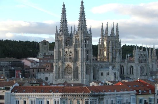 Day-Trip to Burgos from Madrid by Train