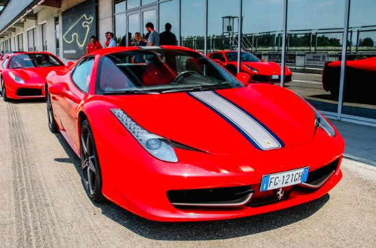 Ferrari 458 Spider Road Test Drive