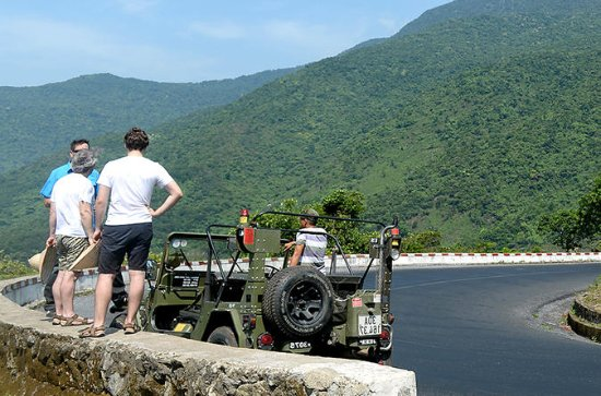 Private tour from Hoi An to Hue by...