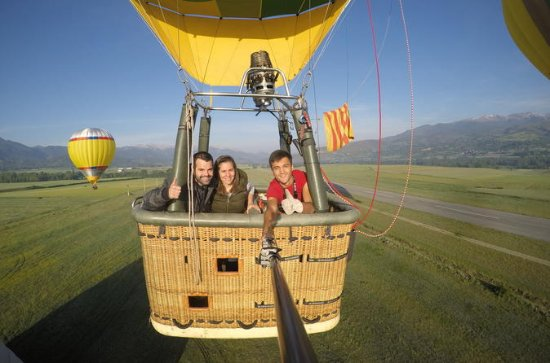 Exclusive weekend Hot Air Balloon ...