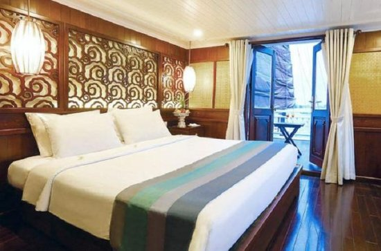 Ha Long Bhaya Cruise Luxury Deluxe...