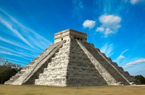 CHICHEN ITZA CLASSIC FROM PLAYA DEL...