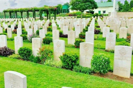 Visit Chennai's best Cemeteries, Memorials and Statues