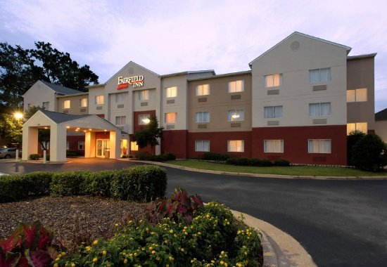 Fairfield Inn Tuscaloosa: Exterior