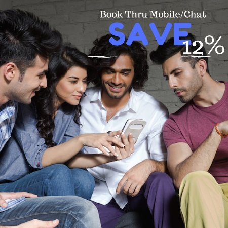 JFK Inn: Book Thru Mobile or Chat