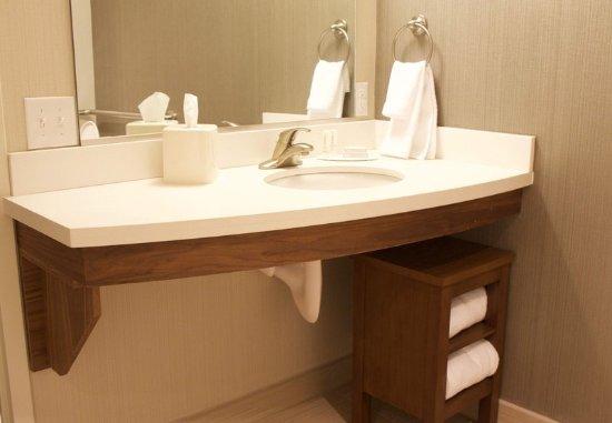 Arden, NC: Guest Bathroom - Vanity