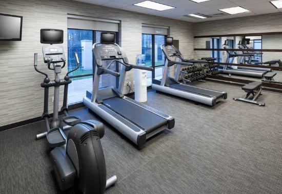 Courtyard Suffolk Chesapeake: Fitness Center