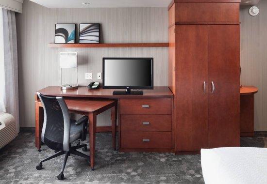 Suffolk, VA: Guest Room - Work Area