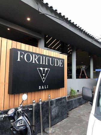 Fortitude Bali