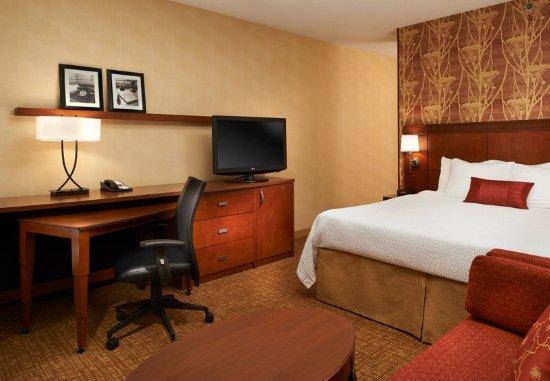 Miamisburg, Огайо: King Guest Room