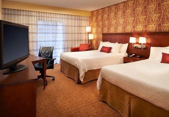 Miamisburg, Огайо: Double/Double Guest Room