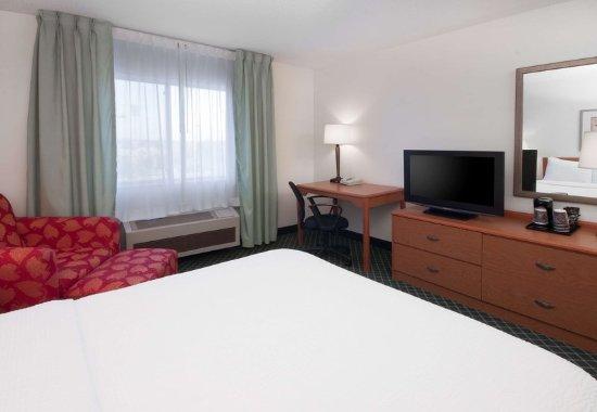 Hudson, Ουισκόνσιν: Queen Guest Room