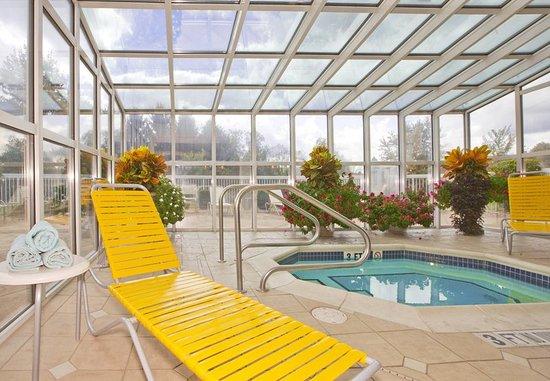 Indoor whirlpool  Indoor Whirlpool - Picture of Fairfield Inn & Suites Pittsburgh ...