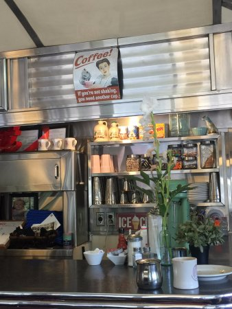 Country Girl Diner: Interior