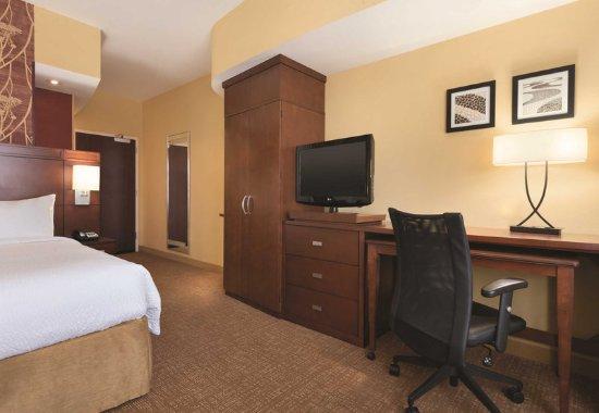 Salisbury, NC: King Guest Room
