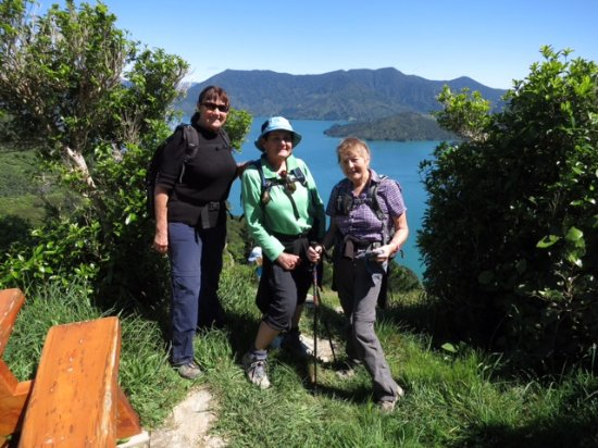 Picton, Nya Zeeland: Beautiful Marlborough Sounds