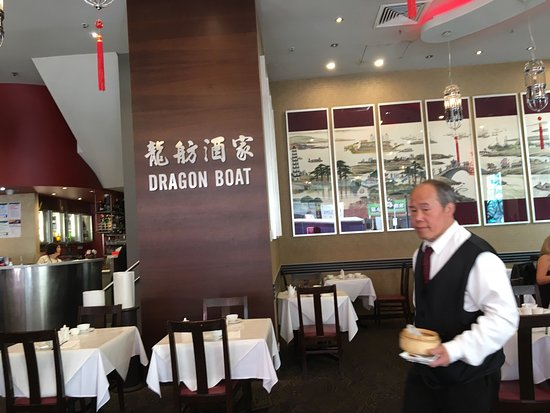 Dragon Boat Chinese Restaurant Review