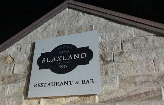 Blaxland Inn: outside