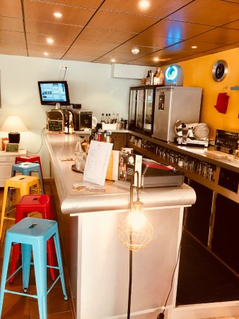 Amelie-les-Bains-Palalda, Frankrijk: Bar Apero Tapas  du Castel Emeraude Amelie les Bains