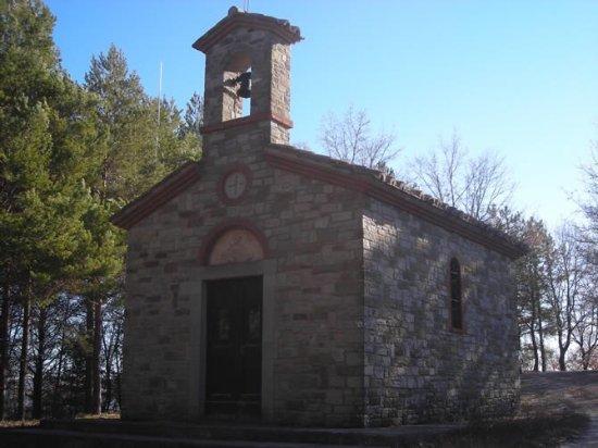 Valfabbrica, Italy: Parco del Monte Serra