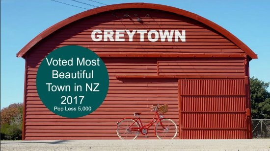 Greytown, New Zealand: New Zealands Most Beautiful Small Town 2017.