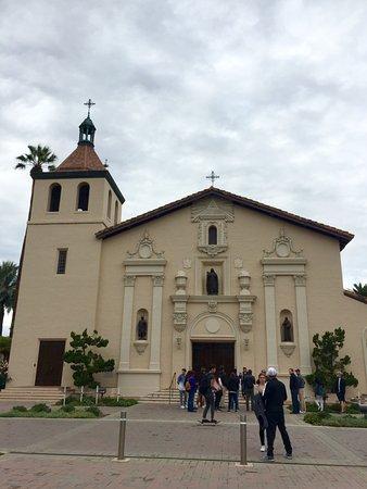 Mission Santa Clara de Asis: Church