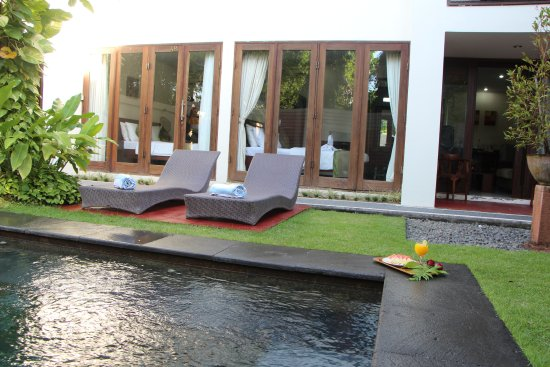 Sekuta Condo Suites: Plunge Pool