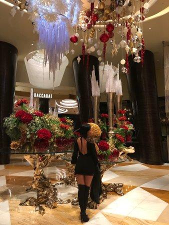 resort aria dan kasino las vegas