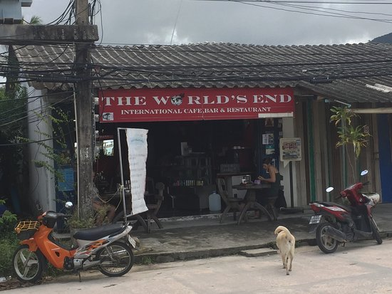 The Worlds End Cafe 이미지