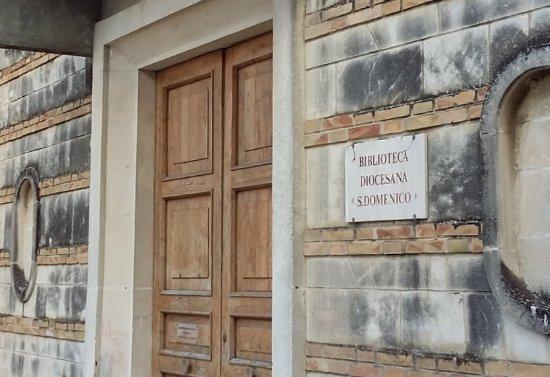 Biblioteca Diocesana San Domenico: vista