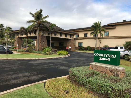courtyard by marriott oahu north shore reviews