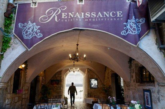 Renaissance Art Restaurant: The Restaurant