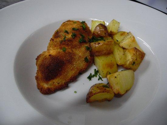 Huercal-Overa, Espanha: Homemade Chicken Kiev.