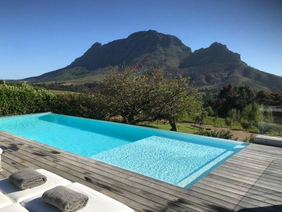 Clouds Wine & Guest Estate: Was für ein Ausblick!