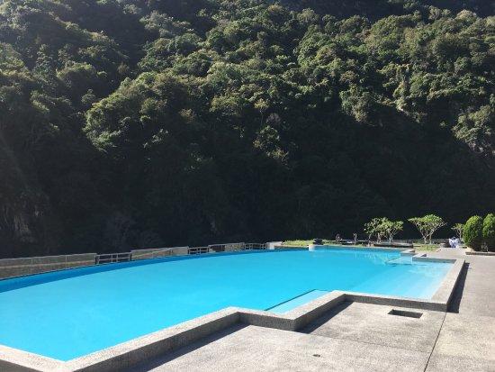 Silks Place Taroko: Awesome rooftop pool area!