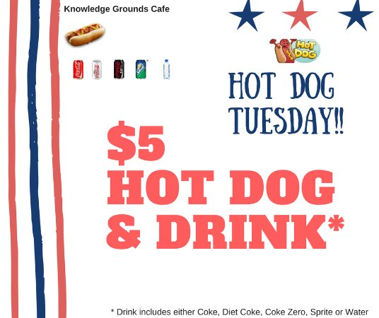 Concord, Australia: Join us for Hot Dog Tuesdays