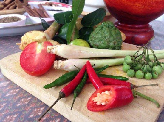 Rawai, Thailand: Thai herbs