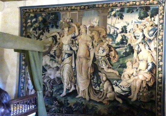 Aubusson, فرنسا: tapisserie