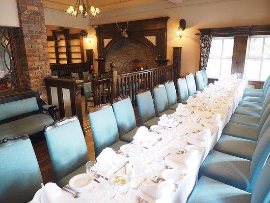 Interior - Picture of Racket Hall Country House Hotel, Roscrea - Tripadvisor
