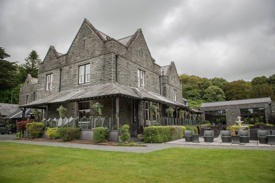 Bron Eifion Country House Hotel: photo0.jpg