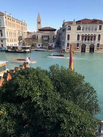 Hotel Palazzo Stern : junior suite grand canal view 306