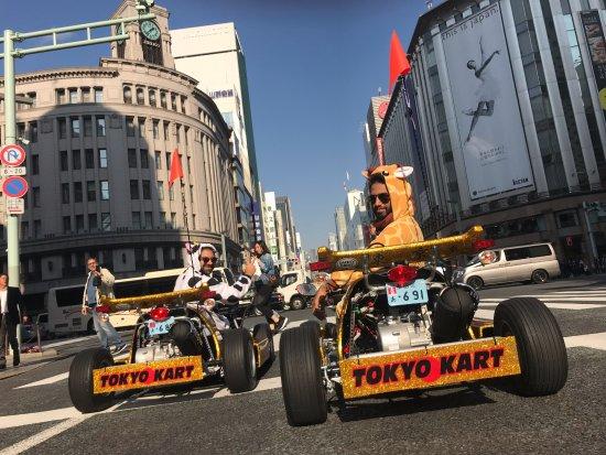 東京卡丁車