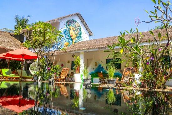 Green Leaf Boutique Hotel Luxury Retreat Center 23 4 3 Updated 2020 Prices B B Reviews Svay Dangkum Cambodia Tripadvisor