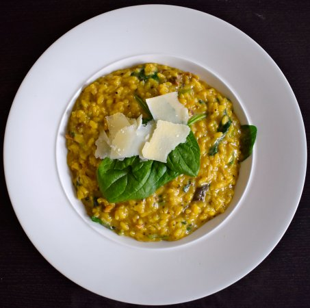 Clevedon, UK: Risotto