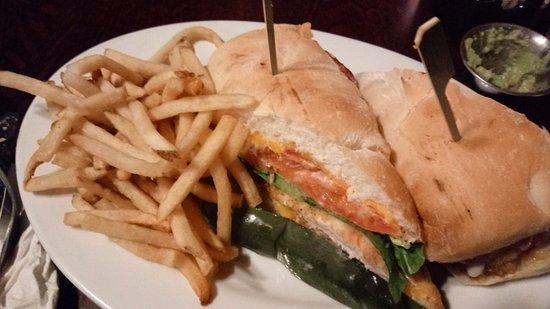 Ridgefield, CT: Chicken Rancher , very good