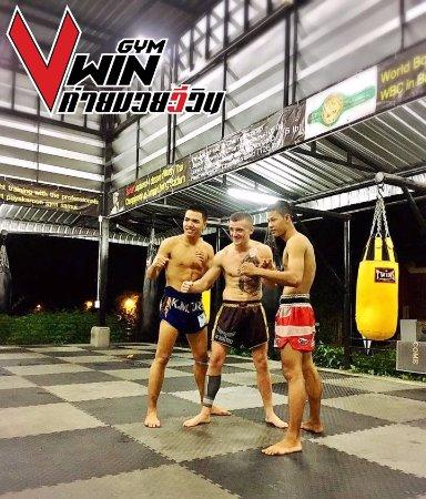 Mae Nam, Tailandia: Vwin Gym>>65/41 Moo.6 Thaweerat Phakdee Rd. Bang Por Beach, Maenam, Koh Samui Suratthani 84330