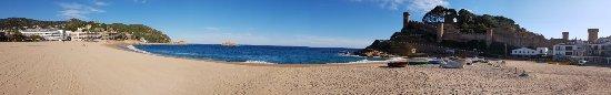 Playa Grande: Visite vite faitde tossa au mois de novembre
