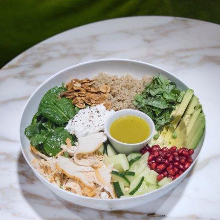 Livraison Paris Healthy Food