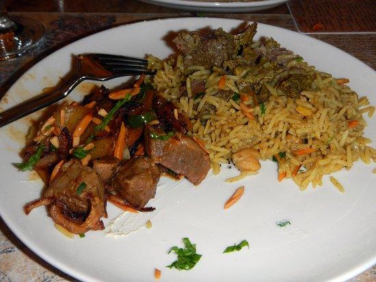 Ard Canaan Restaurant Doha Qatar Menu