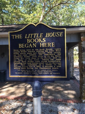 Laura Ingalls Wilder Historic Home and Museum: photo4.jpg